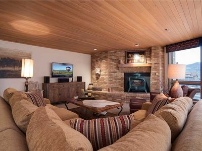 Photo for NO CLEANING FEE ~ CX132 by Mountain Resorts: Stunning slopeside residence ~ Walk to Mtn Village