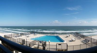 Photo for Beautiful OCEANFRONT Condo on No-Drive Section of the Beach