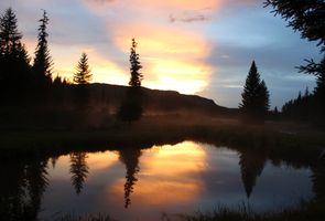 Photo for 1BR Cabin Vacation Rental in Olney, Montana