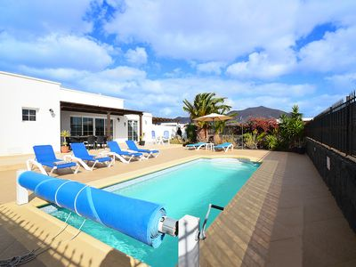 Photo for Spacious & Modern 3 Bed Villa With Private Pool & Mountain Views close to town.