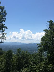Photo for Luxury Home Within 1.5 miles of Downtown Asheville, stunning views, 100+ windo