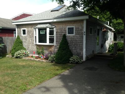 Photo for Beautiful  2 Bdr,1 Ba, West Island Cottage With Water Views, Steps From The Sea!