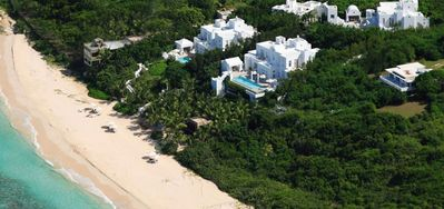 Photo for Elements - Sea Villa -  Beach Front - Located in  Exquisite Long Bay with Private Pool