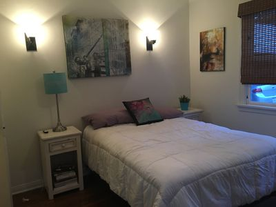 Photo for Hollywood Bungalow Private Room /Bath  with Parking Great Walking Neighborhood