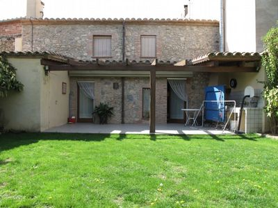 """Photo for Charming house in the center of Calonge """"Typical Catalan farmhouse""""."""