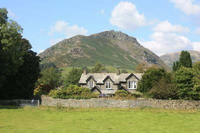Helm Crag in background