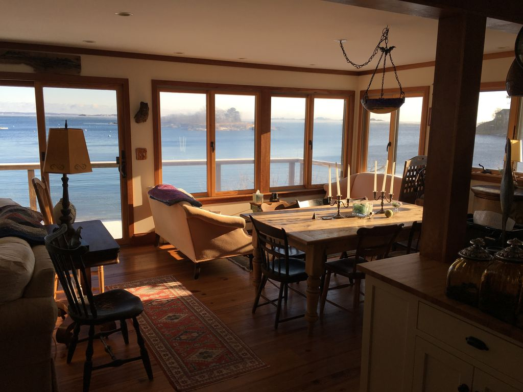 Beachfront Cottage, spectacular views, chef... - HomeAway