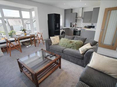 Photo for This beautifully presented first floor apartment is stunning… contemporary, stylish interiors are