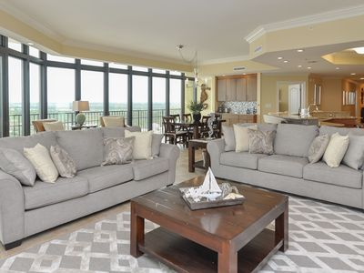 Photo for 4 BR 4.5 BA ~ Phoenix West II 1401 ~ GULF FRONT!