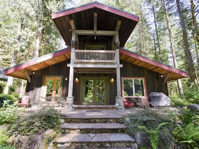 Photo for Hot Tub & WIFI on Sandy River