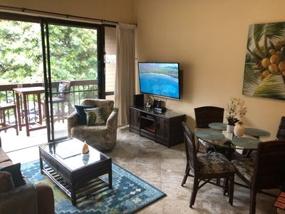 Photo for Chic Kihei Beach Retreat with Ocean Views across from Charley Young Beach