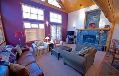 Photo for Big White Bullet Creek Cabin #13: 3 Bedroom Cabin with Private Hot Tub