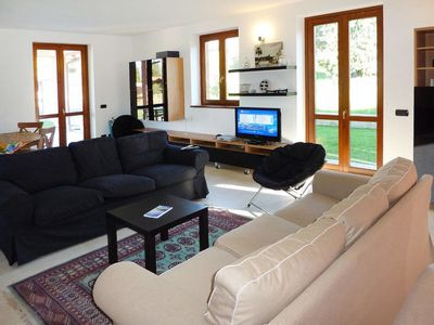Photo for Vacation home Casa Rosa (PVA226) in Porto Valtravaglia - 6 persons, 3 bedrooms