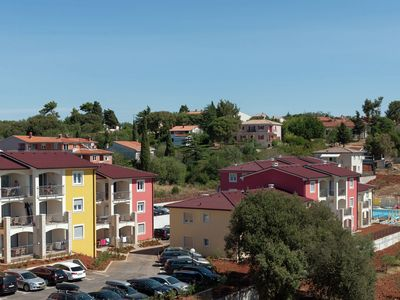 Photo for Comfortable apartments, located on a resort with many facilities directly on the Adriatic coast
