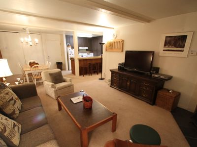 Photo for Pet Friendly, Great Complex Amenities, Walk to Eagle Lodge