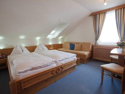 Photo for Room de luxe - Pension KNOLL am Attersee