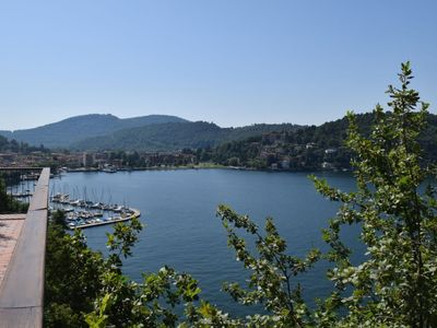 Photo for House 802 m from the center of Laveno-Mombello with Parking, Internet, Washing machine, Garden (687870)