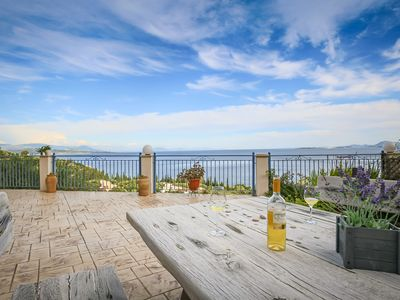 Photo for Blue Harbour - Breathtaking sea view 2BR apt