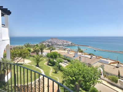 Photo for Duplex Apartment with Magnificent Sea Views City and Castle