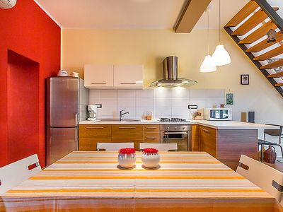 Photo for Vacation home Luigia in Pula - 7 persons, 4 bedrooms