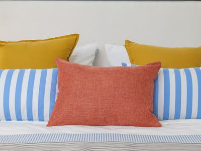 Photo for for 2 or 4 peoples, lovely studio on the port of bandol