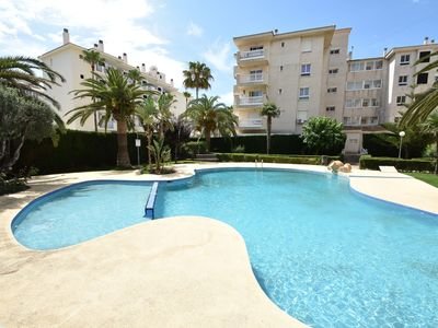 Photo for Exquisite Apartment in L'Albir with Swimming Pool