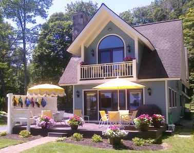 Photo for Beautiful Prime Location Home on Long Lake, Traverse City