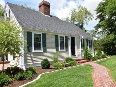 Photo for Newly Renovated Brewster Home, Walk to Beach and General Store; 117-BB