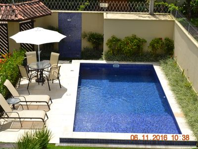 Photo for JUQUEHY Private Swimming Pool 02 parking spaces WiFi street with security