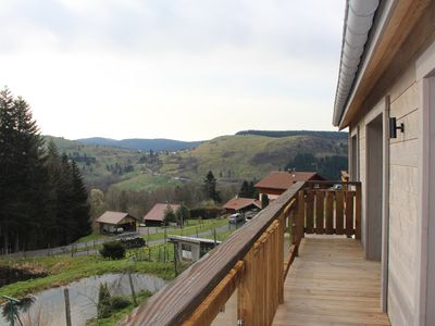Photo for New chalet, in the mountains, Sauna, Hammam, 4 bedrooms, 2 bathrooms, wifi
