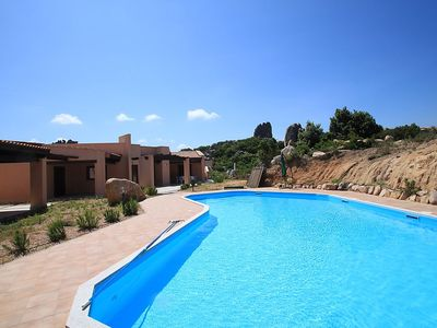Photo for House 413 m from the center of Costa Paradiso with Internet, Pool, Air conditioning, Washing machine (148795)