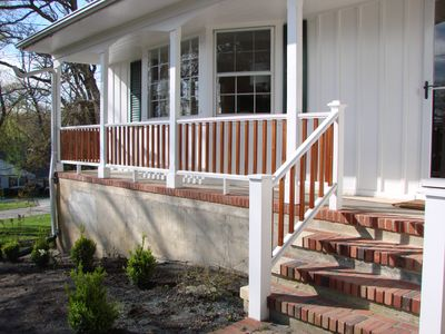 Photo for Shelter Island  water view  2  bedroom 1 and 1/2 bath with bonus  suite .