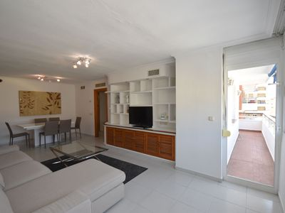 Photo for refurbished 3 bed apartment in the center of marbella