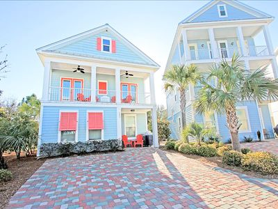 Photo for ☀Tequila Sunrise-4BR-Crystal Beach☀May 27 to 29 $1364! Margarita Machine- Pool!