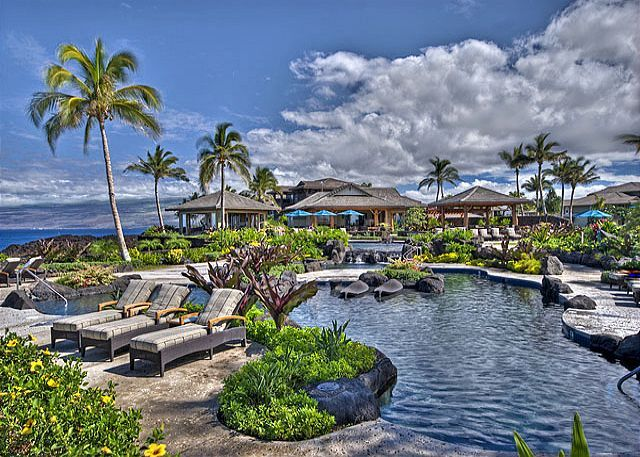 Beautiful Gated Halii Kai Within The World Famous Waikoloa Beach Resort