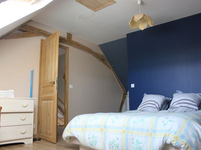 Photo for BB room near Beauval and castles of the Loire
