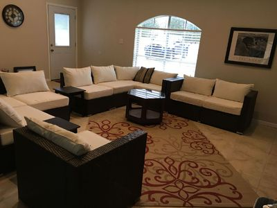 Photo for 5BR House Vacation Rental in Willis, Texas