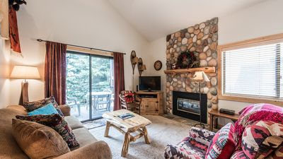 Photo for Steps from the Gondola to the base of the Canyons Resort-Red Pine 2 Bedroom-Click to Save