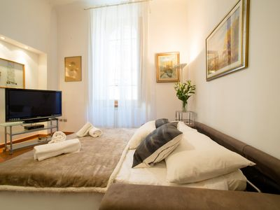 Photo for SPEZIALI 2 - Apartment in Repubblica's sqaure - Apartment for 4 people in Florencia