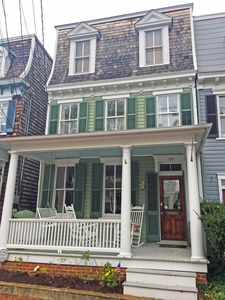 Photo for NEW - Beautiful Historic Annapolis home just a few minutes walk from Main Street