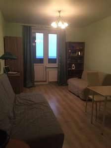 Photo for 1BR Apartment Vacation Rental in Sankt-Peterburg