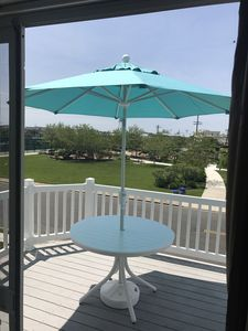 Photo for Perfect for Families! Walk to beach & playground. Sleeps 8.