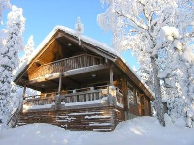 Photo for Vacation home Mervinrinne in Sodankylä - 6 persons, 3 bedrooms