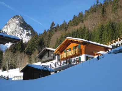 Photo for Chalet in Torgon - Biggest ski domain in Europe
