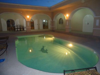 Photo for SUPERB VILLA 6 PERSONS OR 8 HARBOREE, CONDITIONED ROOMS PRIVATE POOL