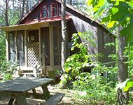 Charming, wooded, natural spot to get away.