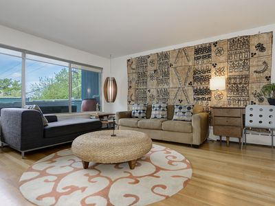 Photo for Gorgeous Capitol Hill Penthouse - 3 minutes to light-rail - private deck w/Bbq