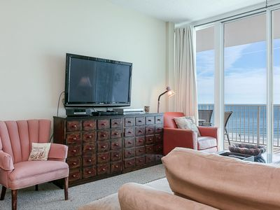 Photo for Relax and Unwind at Lighthouse #507: 2 BR/2 BA Condo in Gulf Shores Sleeps 8
