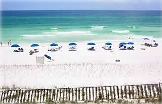 Crystal Sands Condo Directly On The Beach Open In Dec Destin