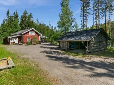 Photo for Tihusniemi Holiday Home, Sleeps 14 with WiFi
